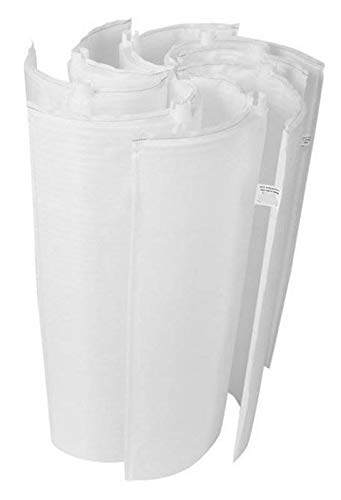 Pleatco Pro-Grid & Micro Clear 60 Sq Ft Pool Filter Replacement Grid Set - 8 Grids Total