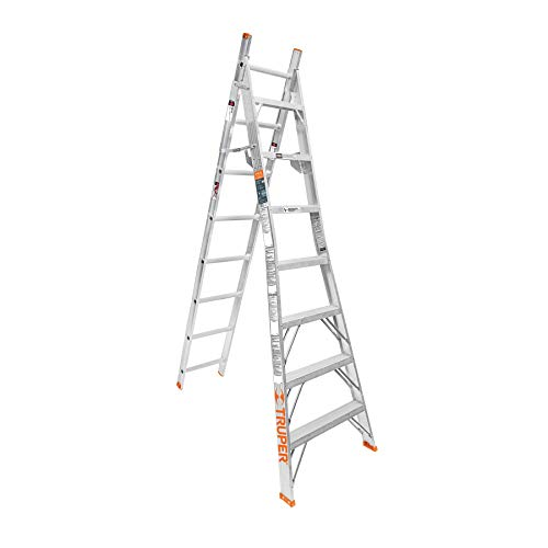 escalera 4 peldaños precio fabricante Truper