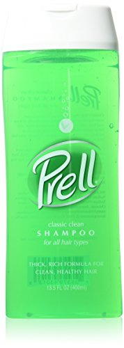 Prell Shampoo, Classic Clean 13.50 oz (Pack of 3)
