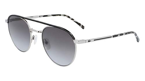 LACOSTE EYEWEAR L228S-038 Gafas, Light Grey, 52/21/140 Unisex Adulto