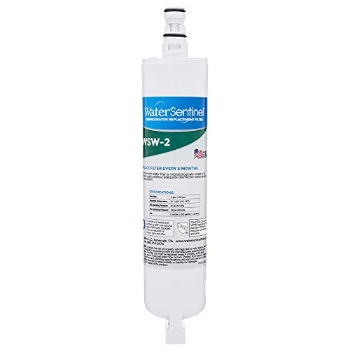 Water Sentinel WSW-2 Refrigerator Replacement Filter