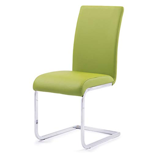 GXDHOME Ergonomisches Büro-Spiel Boss Chair, PU-Leder mit hoher Rückenlehne Computer Executive E-Sport Folding Racing Gambling Massage Swivel Lounge Black Chair (Farbe : Green)