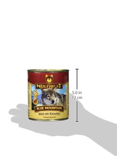 Wolfsblut Blue Mountain, 6er Pack (6 x 800 g) - 4