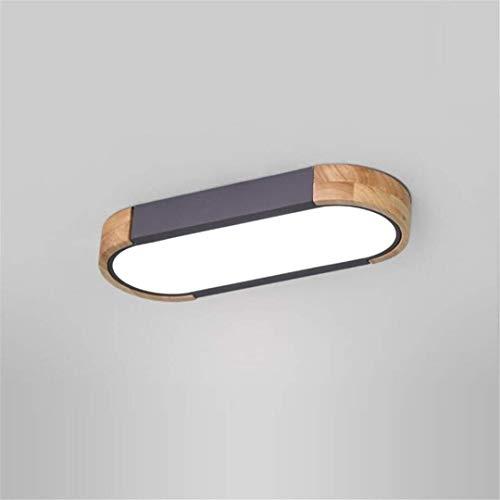 Thumby plafondlamp plafond lampen Scandinavische stijl balkon lichten moderne moderne moderne minimalistische persoonlijkheid creatieve vreemde led strip licht ingang hal grijs plafond lamp corridor aisle lichten