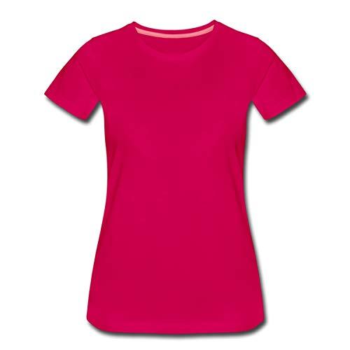 Pferd Irish Tinker Gypsy Cob Frauen Premium T-Shirt, S, Dunkles Pink