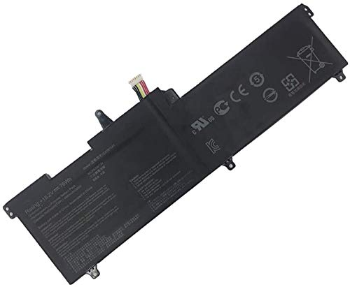 Bestome - Batería de repuesto compatible con C41N1541 ASUS GL702VT-GC057T, GL702VT-GC061T, GL702VT-GC090TC,...