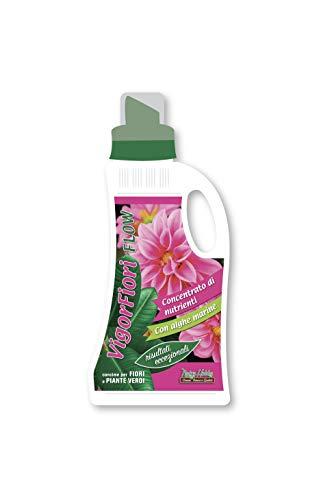 VIGORFIORI FLOW, concime liquido per piante e fiori, lt 0,5, Vitaverde