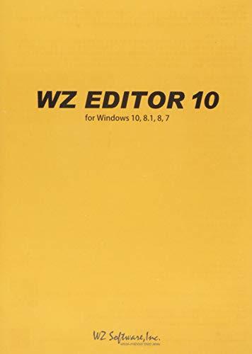 WZソフトウェア WZ EDITOR 10 CD-ROM版