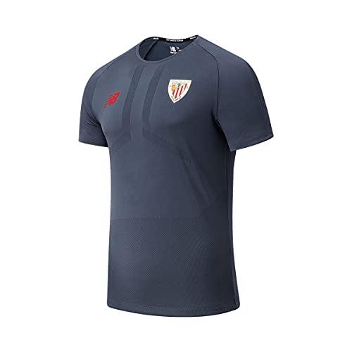 New Balance AC Bilbao Training 2021-2022, Camiseta, Gris, Talla L