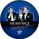 BRISA CD THE RAT PACK - LEGEND OF MUSIC - edición de colección, edición especial, caja de regalo