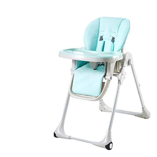 Byx- extra zit-baby, de kinderstoel eet de tafel van de kinderen opvouwt – babyeetkamerstoel