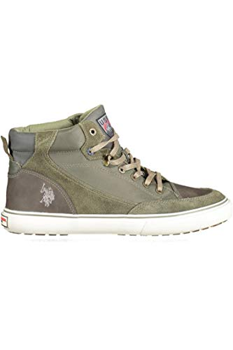 U.S. POLO ASSN. Walker COMET4124W8/LS1 Sportliches Schuhwerk Harren GRÜNE Milch 40