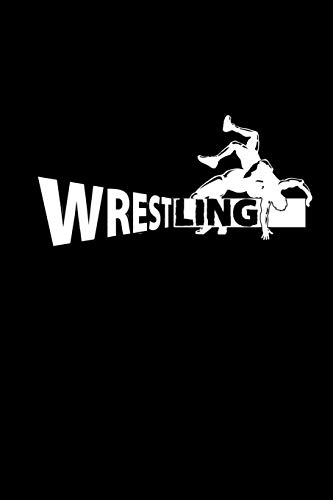 Wrestling: Notebook 6x9