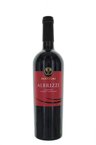 Albrizzi Cantine Due Palme Cl 75 Primitivo Cabernet Sauvignon