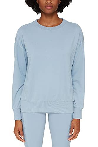 ESPRIT Sports Damen COO Sweater sl Sweatshirt, 435, M