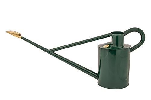 "HAWS Giesskanne Modell \""Long Reach\"" 8,8 Liter grün (British Racing Green)"