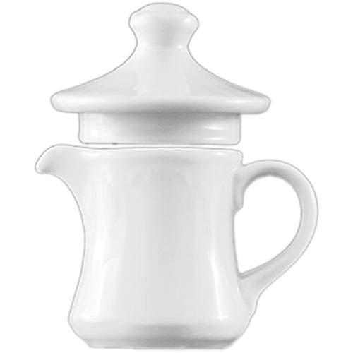 LILILIEN »Bellevue« wit, koffiepot met deksel, inhoud: 0, 30 liter