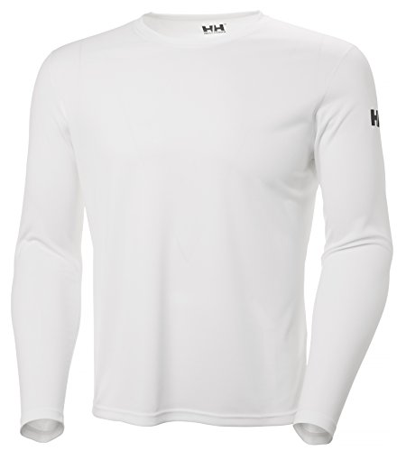 Helly Hansen Herren Hh Tech Crew T-Shirt, Weiß (Blanco 001), XXXX-Large