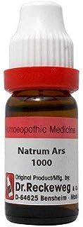 Dr. Reckeweg Natrum Arsenicosum 1M (1000 CH) (11ml)