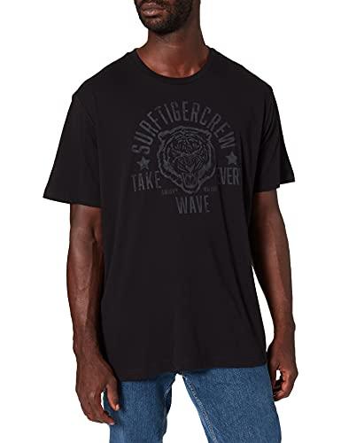 s.Oliver Big Size Herren 131.14.107.12.130.2108212 T-Shirt, 9999, 5XL