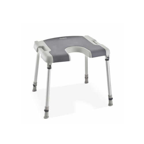 Aquatec® Sorrento Duschhocker mit Hygieneausschnitt