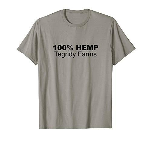 100 % Hemp Tegridy Farms TShirt - Have some Tegridy Original T-Shirt