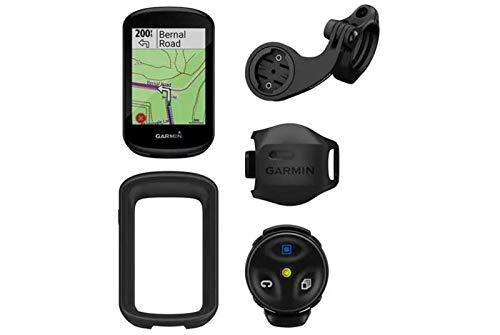 Garmin Edge 830 - Navigatore per Bicicletta, per Adulti, Taglia Unica, Colore Nero