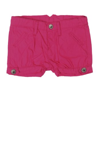 Steiff Baby - Mädchen Short 6433225, Einfarbig, Gr. 68, Rosa (Raspberry Sorbet Pink)