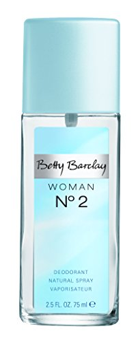 Betty Barclay Woman No. 2 femme / woman, Deodorant, Vaporisateur / Spray, 1er Pack (1 x 75 ml)