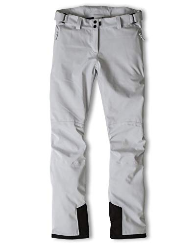 Chamonix Floria Snowboard Pants Womens Sz M Light Grey