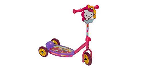 Hello Kitty - Patinete de metal para niña con licencia...