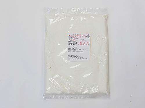 春よ恋 900g(北海道産強力粉 ) 蕎麦打ちつなぎ用・ 製パン用小麦粉