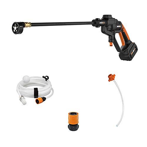 WORX WG620 20V 4.0Ah Hydroshot Cordless Portable Power Cleaner,