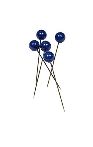 Corderie Italiane 006042532 Spilli, Diametro 10 x 50 mm, 50 Pezzi, Blu