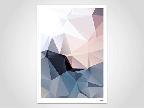 Spring 1 / Poster, Bild, Kunstdruck, Illustration