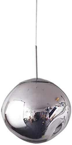 1 X E27 Lavaglas Kronleuchter Postmoderne Schmelzglas Kronleuchter Schmelzglas Kronleuchter Wohnzimmer Schlafzimmer, Esszimmer, Esszimmer Mit Unregelmäßig Kronleuchter Einfach Zu Installieren