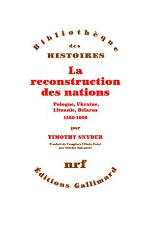 La reconstruction des nations