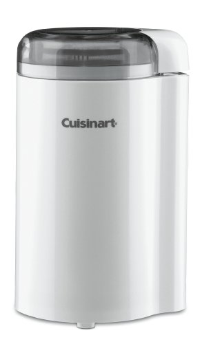 Cuisinart Coffee Bar Coffee Grinder, White