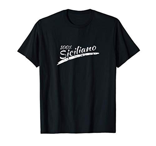 Sizilien Sicilia Sicilian Sicily Italy Italian Siciliano T-Shirt