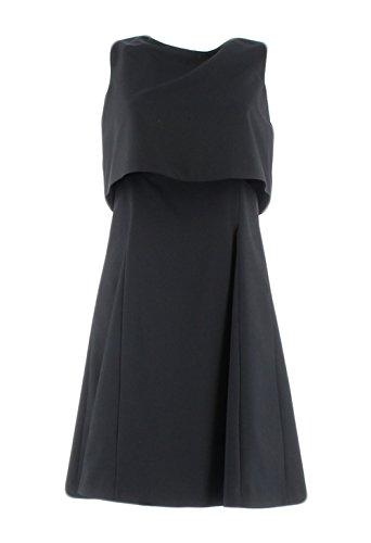 Armani Jeans Kleid, Farbe:schwarz, Größe:46
