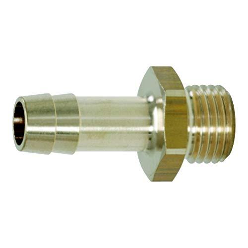 KS Tools 515.3388 Raccords de filetage mâle pour tuyaux 1/4\
