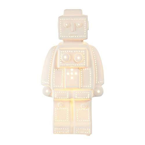 Sema 99244lampada Robot ceramica/porcellana bianco