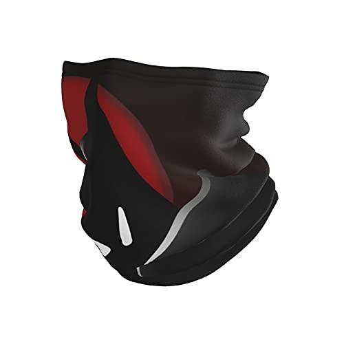 best& Batman microfibra calentador de cuello bufanda suave elástico hombres mujeres forro polar cara bandana cubierta para motocicleta deportes de invierno