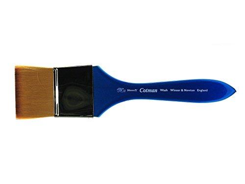 Winsor & Newton - Pennello per acquerelli Cotman, setole di 50 mm