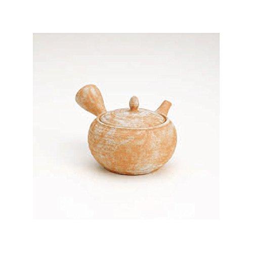 TOKYO MATCHA SELECTION - Tokoname kyusu - ISSHIN (430cc/ml) ceramic Mesh - Japanese teapot [Standard ship by SAL with Tracking number & Insurance]