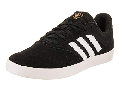 adidas Mens Suciu Adv Ii Lace Up Sneakers Shoes Casual - Black - Size 7.5 D