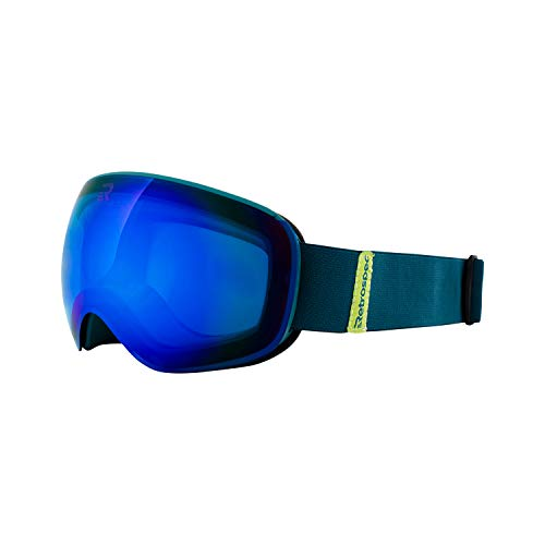Retrospec G4 - Gafas de esquí y snowboard para niños