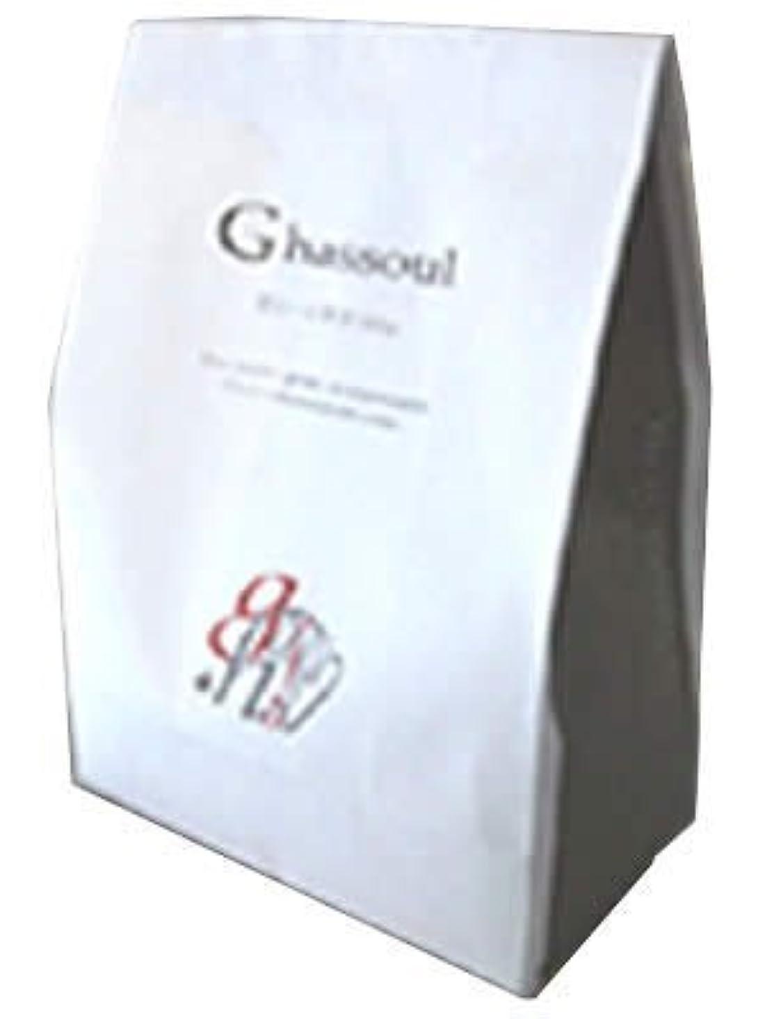 拒絶五次へナイアード ガスール固形(タブレット)タイプ 500g