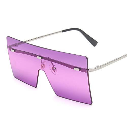 HUALUWANG Gafas de Sol, Gafas de Sol con Forma de Corazón, Gafas Retro Estilo Ojo de Gato, Lentes de Montura de Plástico para Mujer (Color : C)