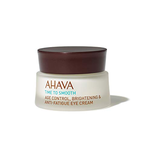 AHAVA Crema De Ojos Para Brillo Y Anti-Fatiga - 15 ml.